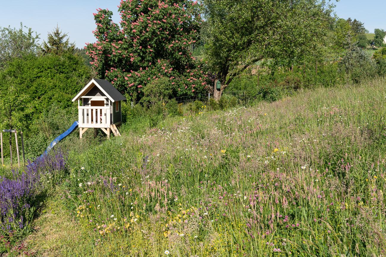 Umgebungsgestaltung Einfamilienhaus