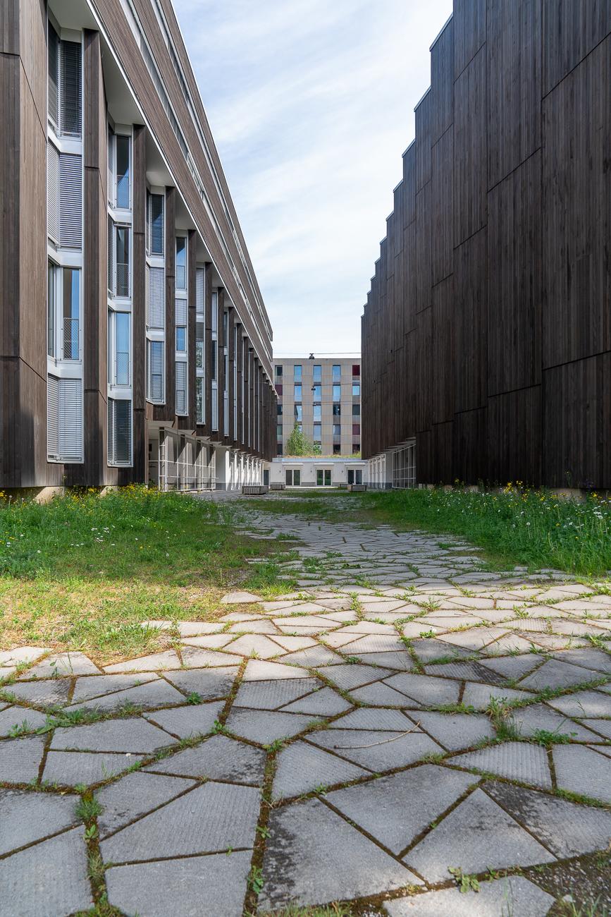 ETH Hönggerberg Studentenwohnheim