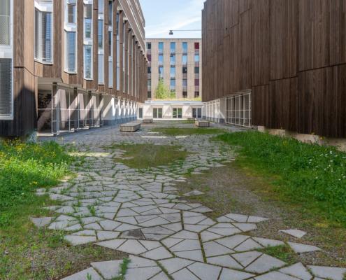 ETH Zürich Studentenwohnheim